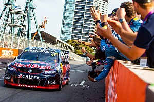 Supercars Race report Sydney 500 Supercars: Van Gisbergen closes out title year with victory