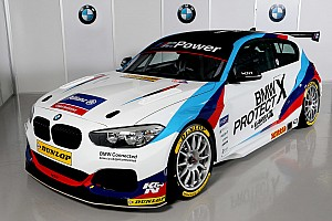 BTCC Breaking news BMW announces BTCC works return for 2017