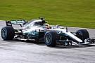 Formel 1 So heißt der neue Mercedes-Silberpfeil für die Formel-1-Saison 2017