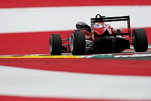 F3 Europe Race report Red Bull Ring F3: Ilott beats Eriksson in opening race