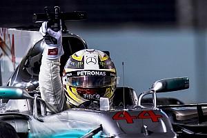 Hamilton nem tagadja, élvezi látni Vettel gyengeségeit
