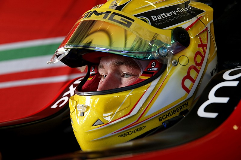 F3 racer Gunther fined for DTM track time