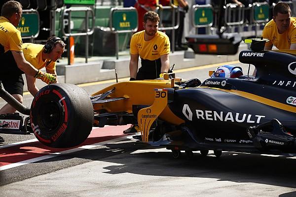 F1 2017 in Melbourne: Ergebnis, 3. Training