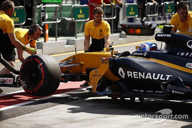 【F1】パーマー「中国GPまでにマシンを万全の状態にしたい」