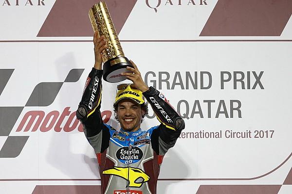 Moto2: Aplastante primera victoria de Morbidelli en el mundial