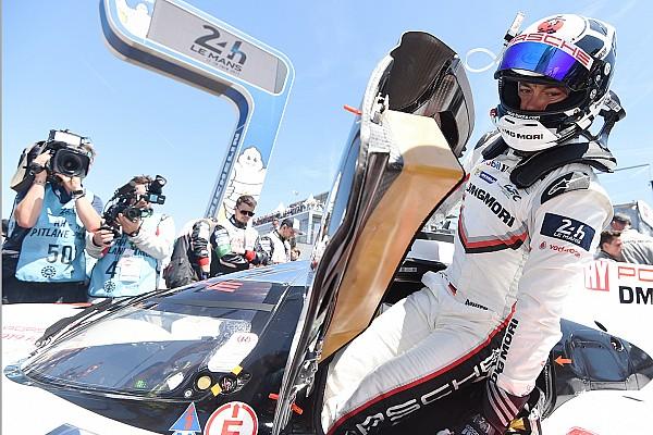 WEC Новость Лоттерер рассказал о пустоте в LMP1 из-за ухода Porsche