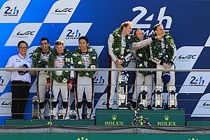 Le Mans Son dakika Toyota, hüsrana rağmen Le Mans'tan vazgeçmiyor