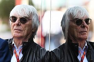 Formel 1 News Ecclestone über möglichen Ferrari-Ausstieg: