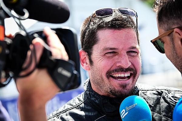 Le Québécois Patrick Carpentier testera une Formule E cet automne