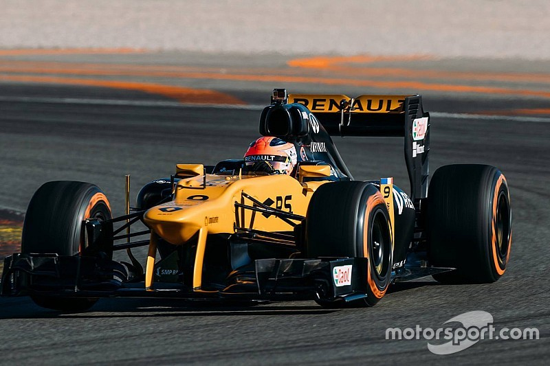 """The pace is there"" for Kubica's F1 return, says Renault"