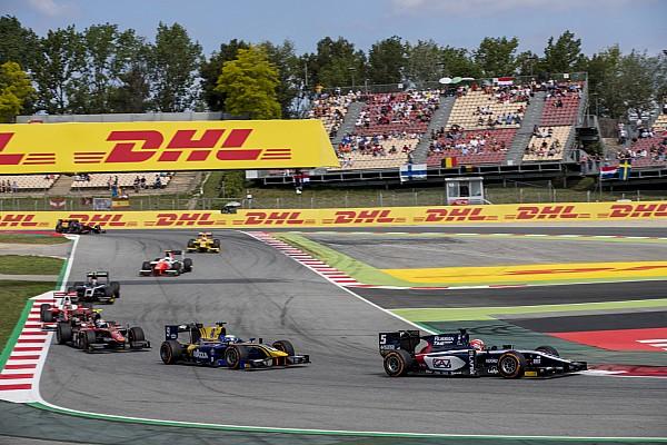 """FIA F2 速報ニュース 【F2】新世代F1同様、2018年F2マシンは""""アグレッシブ""""なスタイルに"""