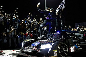 IMSA Race report Sebring 12 Jam: Cadillac dominan, Corvette kalahkan Ford di GTLM