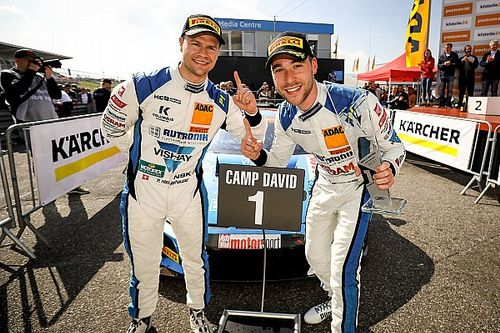 Patric Niederhauser vincitore a Most e leader del campionato!