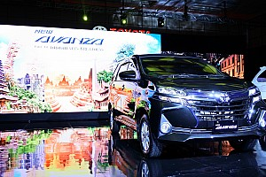 Jawab tantangan pasar, Toyota segarkan desain Avanza