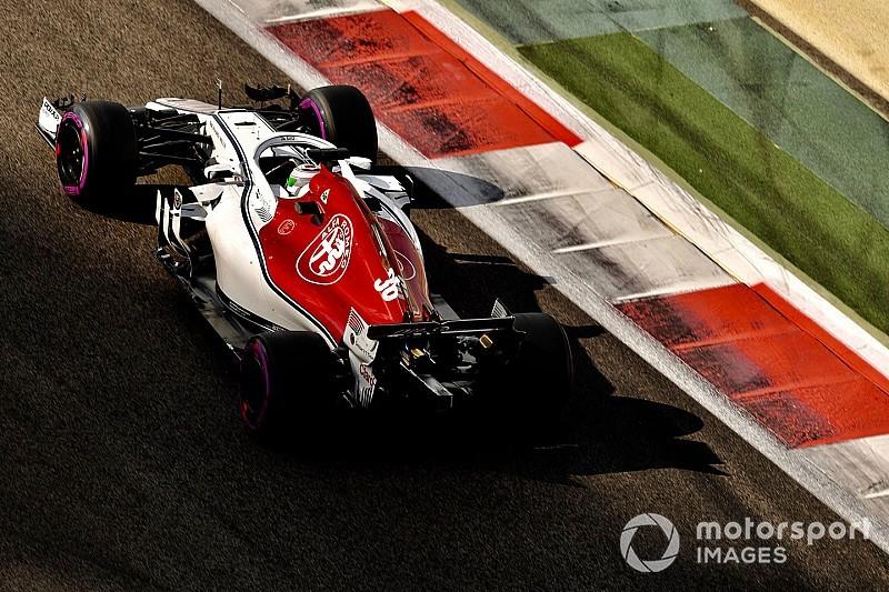 Sauber : le shakedown de la C38 à Fiorano le 14 février