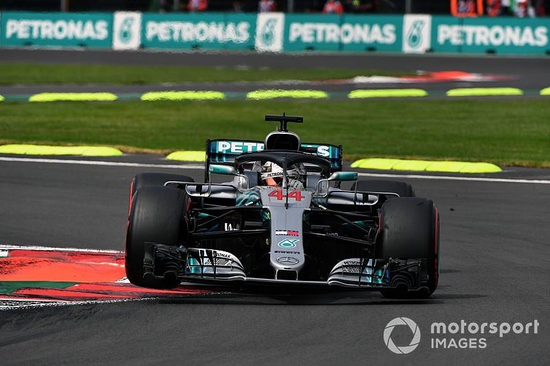 Mercedes: La contre-performance de Mexico n'est pas liée aux jantes