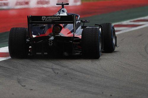 Formel-2-Aus für Russian Time nach Finale in Abu Dhabi