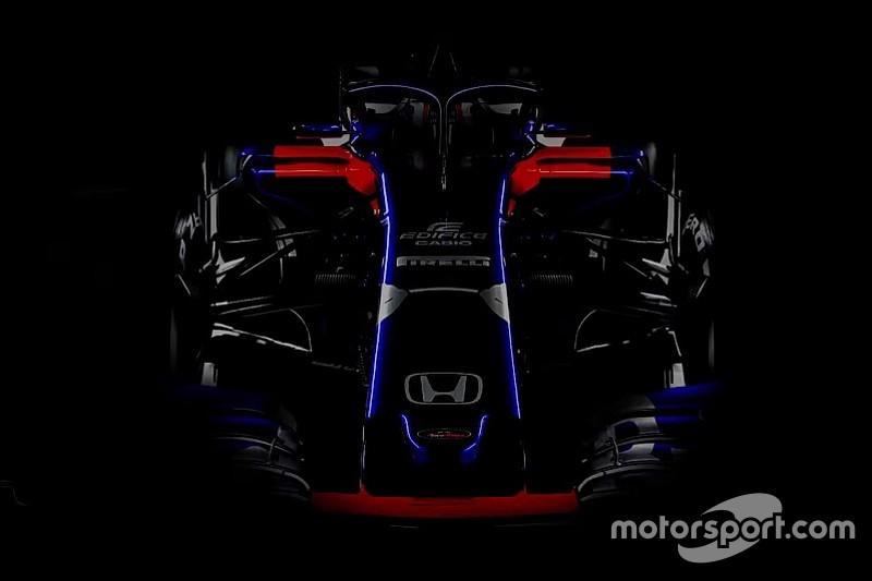 Toro Rosso revela la fecha de presentación de su STR14