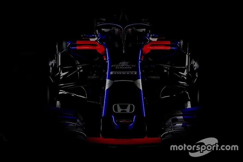 La Toro Rosso ha annunciato che presenterà la STR14 l'11 febbraio