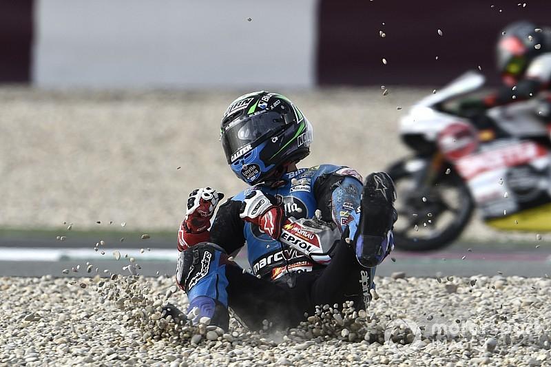 Galería: las mejores imágenes de los test de Qatar de Moto2 y Moto3