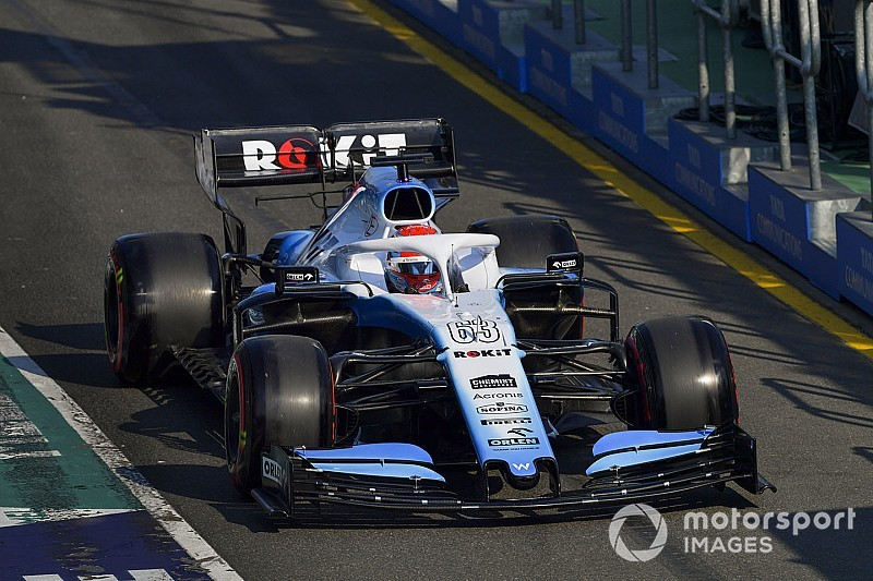 Williams uncovers