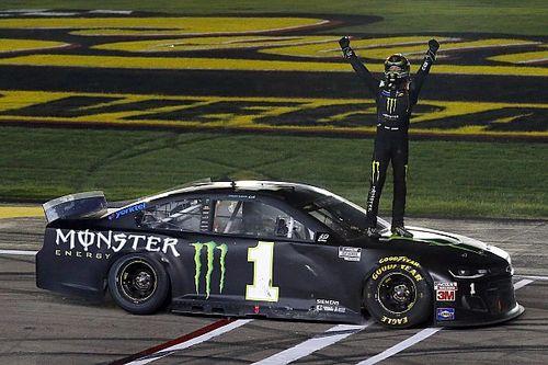 """NASCAR Las Vegas: Kurt Busch stößt mit Heimsieg in """"Round of 8"""" vor"""