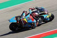 Moto2, Teruel, Libere 3: Lowes ancora al comando, Marini in Q1