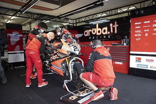 Fotogallery SBK: i primi test del 2021 ad Estoril
