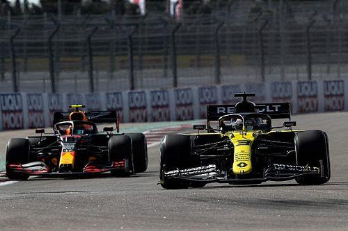 Ricciardo et Renault engrangent la confiance dans le top 3