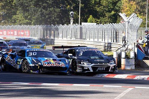 Marko says van der Linde deserved ban after Norisring DTM