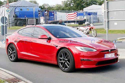 La Tesla Model S Plaid vise le record de la Nordschleife