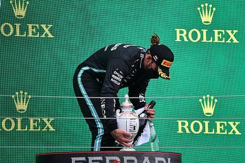 Hamilton, Macaristan GP ardından doktora görünmek zorunda kaldı