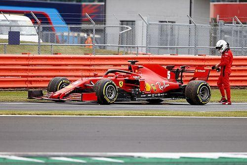 Após falha em carro de Vettel, Ferrari troca motores de dupla