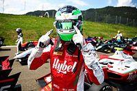 Red Bull Ring F3: Vesti gana una carrera truncada por la lluvia