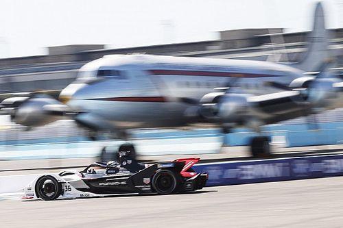 Porsche's Lotterer admits error cost him shot at Berlin victory