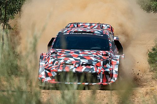 Ogier plans to help Toyota as much as possible with 2022 WRC car
