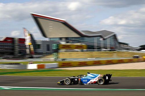 F2シルバーストン:レース3、周冠宇がライバル寄せ付けず今季3勝目。佐藤は19位フィニッシュ