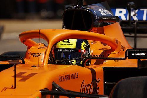 Norris nem aggódik a Q3-as gyengébb teljesítménye miatt