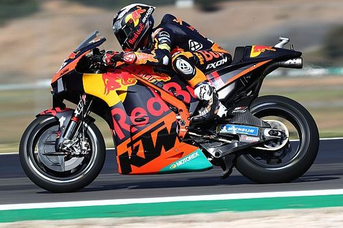 "KTM unhappy with Portugal MotoGP tyre ""handicap"""