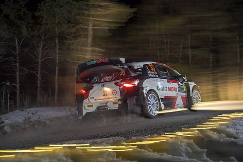 "New Toyota Rally1 car ""on schedule"" despite hybrid recall"