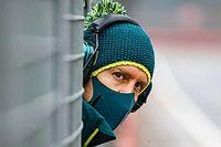 Chęć rewanżu nie napędza Vettela