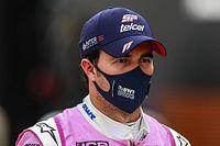Em coletiva 'bizarra', Pérez diz que tem opções para voltar à F1 em 2022