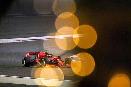 Vettel nie chciał oglądać powtórek