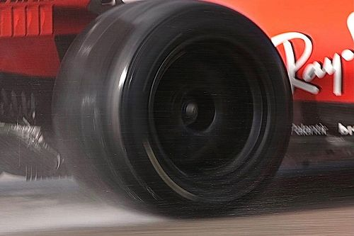 Pirelli desvela su calendario de test para la F1 2022