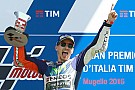 Victoria para Lorenzo, desastre para Rossi