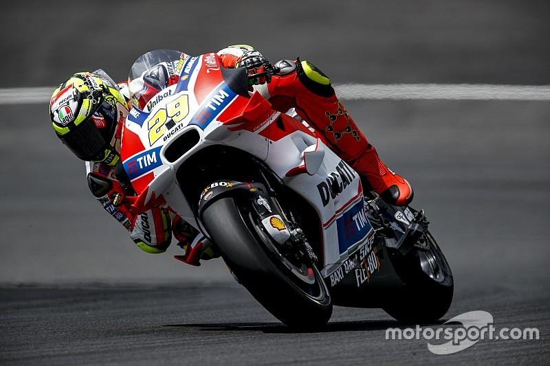 Аналіз: В Австрії Ducati покаладають надії на шини