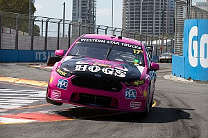 Supercars Practice report Gold Coast 600: D'Alberto fastest in co-driver practice