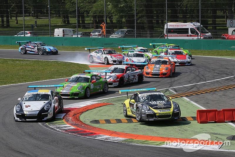 Monza, Gara 1: Cairoli fa il vuoto davanti a Ledogar e Iaquinta