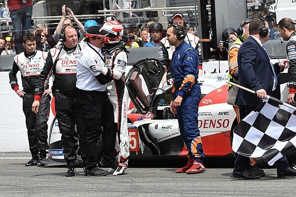 Toyota прагне реваншу після невдачі в Ле-Мані