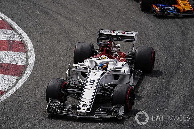 """Sauber: 2019 est le """"meilleur moment"""" pour changer les règles"""